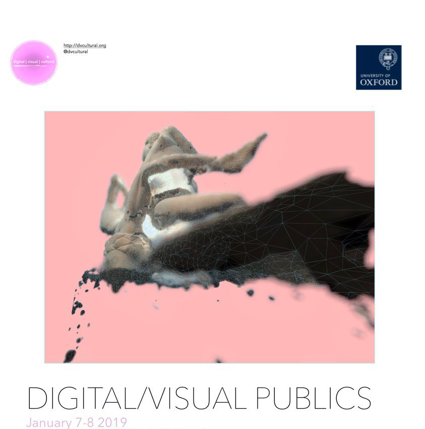 Digital | Visual | Cultural 2 – 'Digital Visual/Publics' Public Lecture @dvcultural #dvcultural
